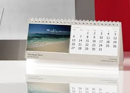 How To Make Your Own Desk Calendar How To Make Your Own Desk Calendar Whitevan