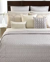 Macy S Bed And Bath Hotel Collection Bedding Calligraphy Collection Bedding