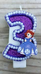 sofia the candle sofia the birthday candle