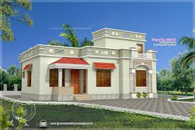 modern home design with a low budget low budget kerala style home feet house design plans