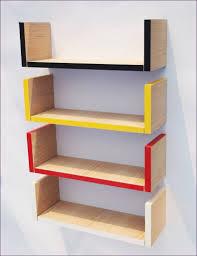 Living Room Corner Shelf by Living Room Cherry Wall Shelves Floating Wall Cube Shelves