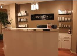 Spa Reception Desk Waters Edge Salon Spa Reception Desk Picture Of Waters Edge