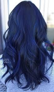 saphire black hair dark blue black hair colors for 2017 best hair color ideas