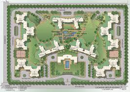 Garden Floor Plan Buy 3 Bhk Luxury Apartments In Lucknow For Sale Celebrity Garden