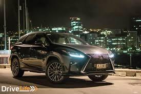 car lexus 2016 2016 lexus rx450h f sport car review the perfect suv for the
