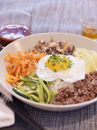 cuisine cor馥nne recettes retour sur la battle de cuisine coréenne et en prime la recette