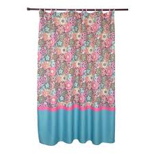 Colored Shower Curtain Bright Colored Shower Curtains