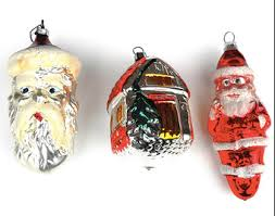 these mercury ornaments were a staple of my family tree