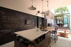 cuisine moderne noir et blanc cuisine bois noir gallery of cuisine noir bois with