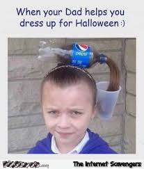 Halloween Meme Funny - when dad helps you dress up for halloween funny meme pmslweb