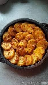 recette de cuisine a base de pomme de terre alors aujourd hui je vous propose une recette marocaine à base de