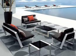 canapé design noir et blanc 50 canapé design noir et blanc und table de jardin pour