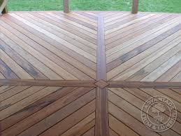 fsc tigerwood decking fsc tigerwood