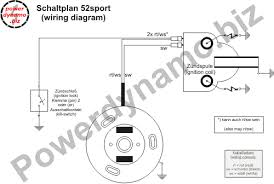 powerdynamo cdi racing ignition for yamaha rd350 rd400 r5 ds7