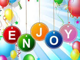 enjoy represents celebration jubilant and celebrations stock
