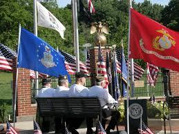 American Legion Flag Glen Carbon American Legion Post 435