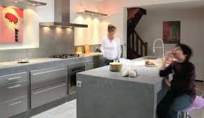 beton cire pour credence cuisine bton cir cuisine impressionnant beton cire pour credence cuisine