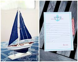 Nautical Baby Shower Decorations - nautical baby shower inspired by this