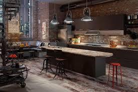 appliances open kitchen design with loft kitchen design also