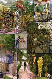 artificial plant and tree manufacturer commercial silk int l