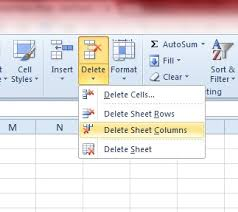 delete spreadsheet in excel 2010 five excel nightmares and how