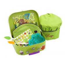 kit de cuisine enfant coffret petit pâtissier personnalisé cadeau anniversaire enfant