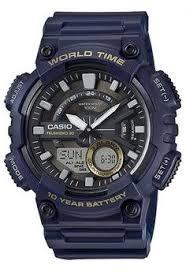 Jam Tangan Casio Karet pria jam tangan analog casio analog digital jam tangan pria