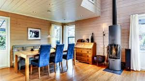 unique and attractive scandinavian style home warm and inviting
