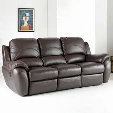 Leather Electric Recliner Sofa Endearing 3 Seater Leather Electric Recliner Sofa At Recliner