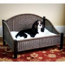 canapé lit pour chien le lit pour chien nécessaire et amusant archzine fr