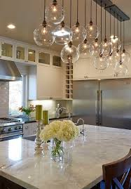 Industrial Style Lighting For A Kitchen Industrial Style Lighting The Island In This Open Kitchen
