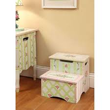 Shabby Chic Stools by Shabby Chic Step Stool