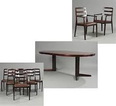 11 dining room set dining room set of 11 by henry walter klein on artnet