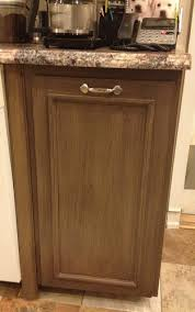 Kitchen Trash Cabinet Pull Out Ana White Kitchen Trash Pull Out Cabinet Diy Projects