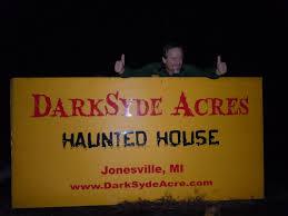 jonesville mi haunted house