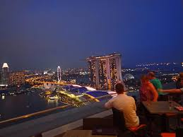 Top 10 Bars In The World Best Rooftop Bar In Singapore Top 10 Credso Singapore