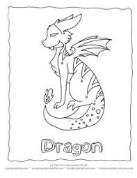 train dragon coloring pages fun