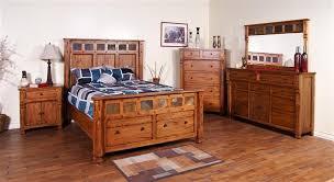 Hardwood Bedroom Furniture Sets by Rustic Oak Bedroom Set Rustic Oak Bedroom Furniture Set