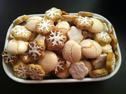 sachet pour biscuit les biscuits glacés de noël framboise addict