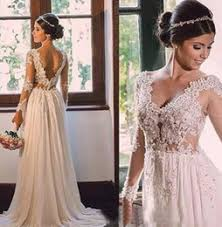 wedding dresses low back deep v australia new featured wedding