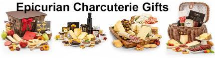 food delivery gifts california gourmet charcuterie platters sausage cheese same day