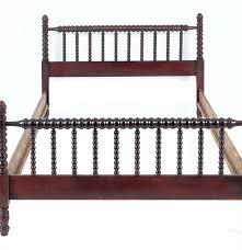 Antique Jenny Lind Twin Bed by 1940