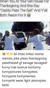 Funny Pics For Thanksgiving 25 Best Memes About Freaky Freaky Memes