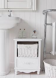 Bathroom Furniture Freestanding Enchanting White Small Bathroom Cabinet Freestanding Storage
