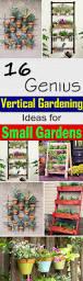 gardening picture 16 genius vertical gardening ideas for small gardens balcony