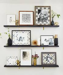 best 20 gallery wall shelves ideas on pinterest decorating wall