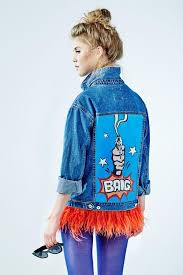 best 25 painted denim jacket ideas on pinterest painted jackets
