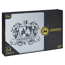 Signature Monopoly Signature Token Collection Monopoly