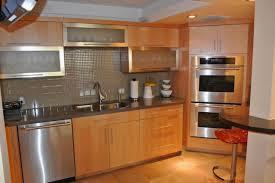 Contemporary Kitchens Cabinets Orange Kitchen Cabinets