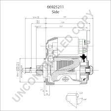 prestolite alternator wiring diagram 24v prestolite marine
